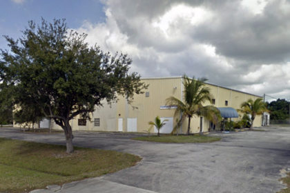 Industrial SBA purchase loan Port St. Lucie FL