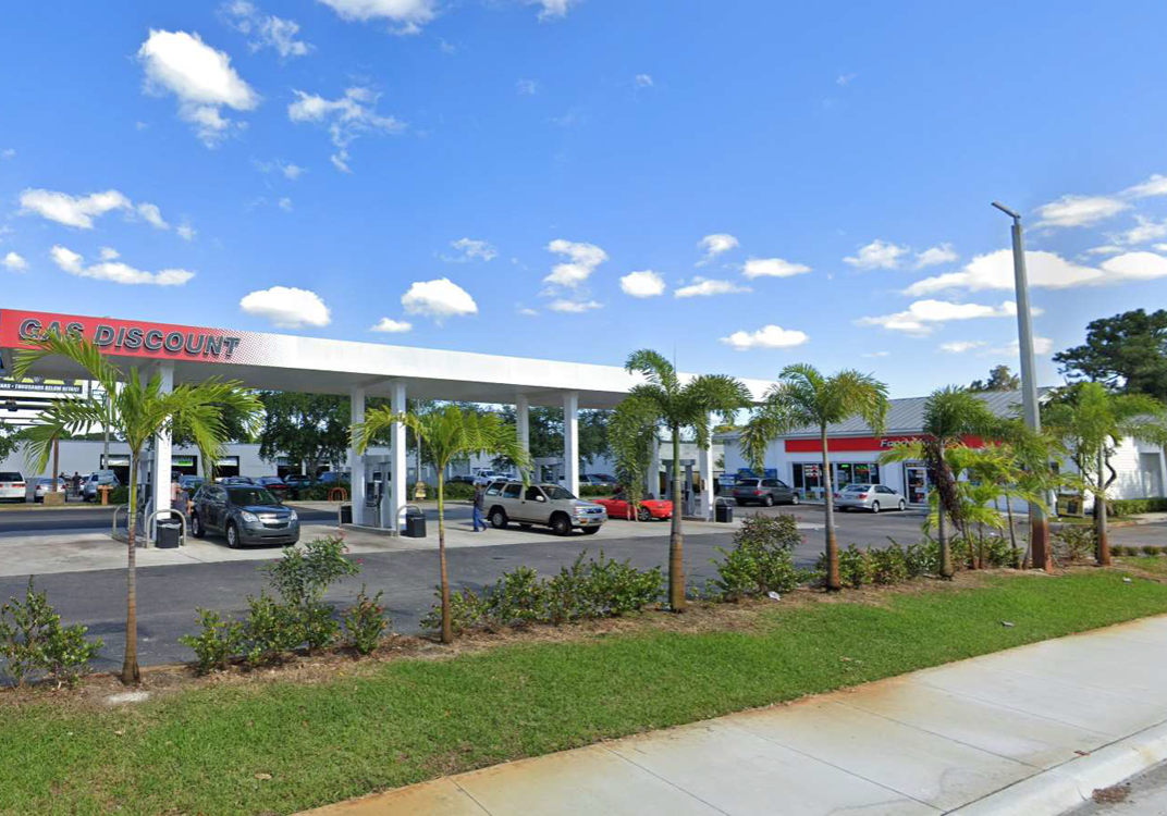 Refinance Gas Station-C Store $1.2 mm